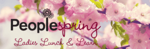 Ladies Lunch and learn graphic
